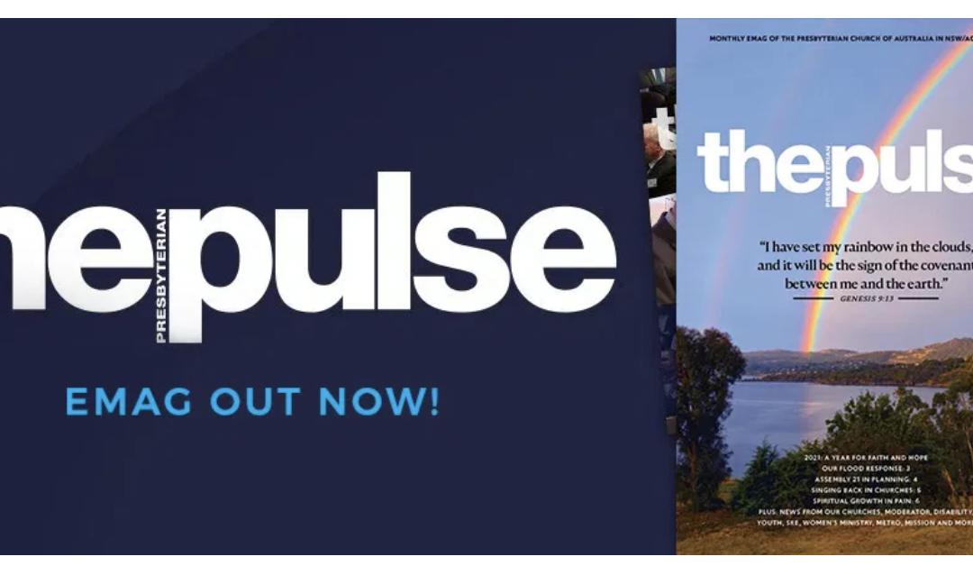 The Pulse, April 2021